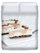 Cream Cake  Duvet Cover
