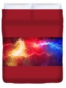 Creation - Abstract Art Duvet Cover