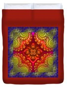 Creative Energy Mandala Duvet Cover