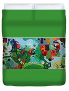 Creative Soul Duvet Cover