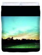 Creator's Sky Painting Duvet Cover