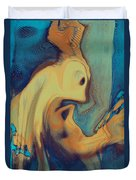Creatures Duvet Cover
