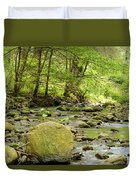 Creek 3 Duvet Cover