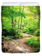 Creek Bend Duvet Cover