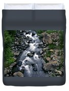 Creek Flow Duvet Cover