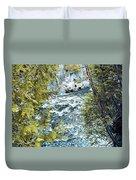 Creek  Duvet Cover