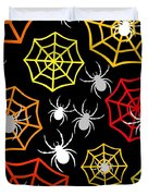 Creepy Crawlers Duvet Cover