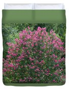 Crepe Myrtle Tree 2 Duvet Cover