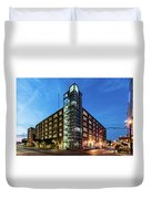 Cressman Center Duvet Cover