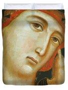 Crevole Madonna Duvet Cover