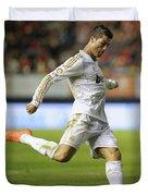 Cristiano Ronaldo 2 Duvet Cover