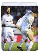 Cristiano Ronaldo 3 Duvet Cover