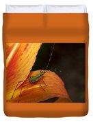 Critter-1 Duvet Cover