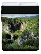 Croatias Wonders Duvet Cover
