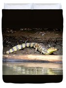 Croc Time Duvet Cover