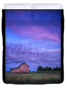 Crocheron Skies Duvet Cover