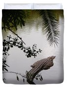 Croco Duvet Cover