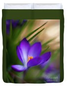 Crocus Light Duvet Cover