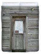 Crooked Door Duvet Cover