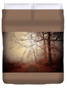 Crooked Path Duvet Cover