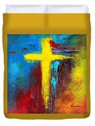 Cross 2 Duvet Cover