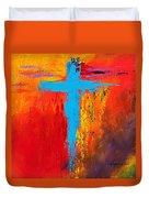 Cross 3 Duvet Cover