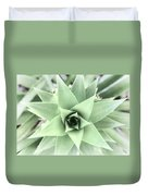 Cross Process Pineapple Duvet Cover