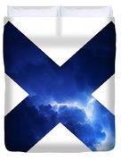 Cross Storm Duvet Cover