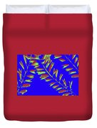 Crossing Branches10 Duvet Cover