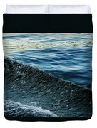 Crossing Waves Duvet Cover