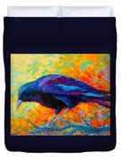 Crow IIi Duvet Cover