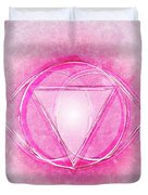 Crown Chakra Series Two Duvet Cover