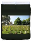 Crown Hill National Cemetery, Indianapolis, Indiana Duvet Cover