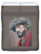 Crown Of Thorns Duvet Cover