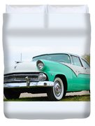 Crown Victoria Duvet Cover