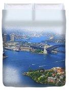 Cruise Sydney Duvet Cover