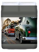 Cruisin  Duvet Cover