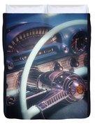 Cruising Duvet Cover