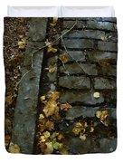 Crumbling Duvet Cover