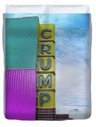 Crump Water Duvet Cover