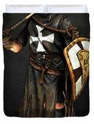 Crusader Warrior - 02 Duvet Cover
