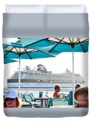 Cruse Float By Duvet Cover