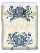 Crustaceans - 1825 - 05 Duvet Cover