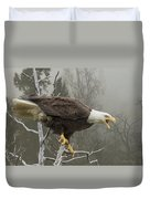 Cry Of Freedom Duvet Cover