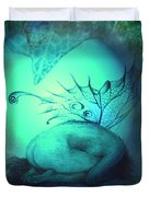 Crying Fairy Duvet Cover