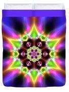 Crystal Ahau 657545456 Duvet Cover