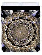 Crystal Ahau  Duvet Cover
