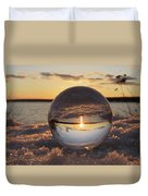 Crystal Ball  Duvet Cover