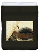 Crystal Ball Project 120 Duvet Cover