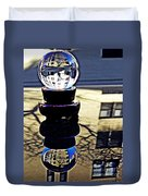 Crystal Ball Project 62 Duvet Cover